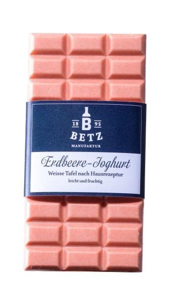 Schokoladentafel Erdbeer-Joghurt