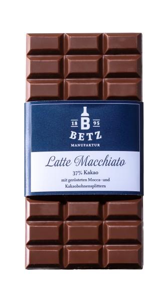 Schokoladentafel Latte Macchiato
