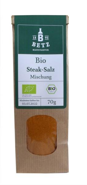 Bio Steak-Salz-Mischung